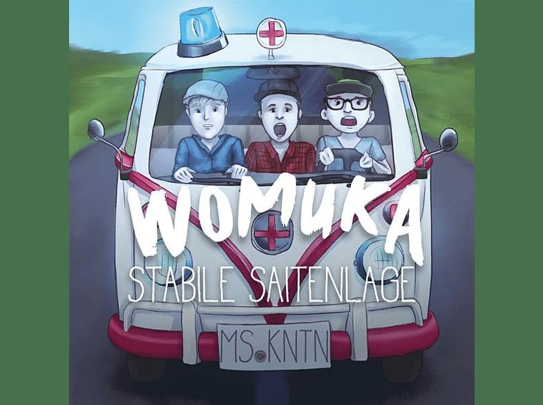 Womuka - Stabile Saitenlage [CD]