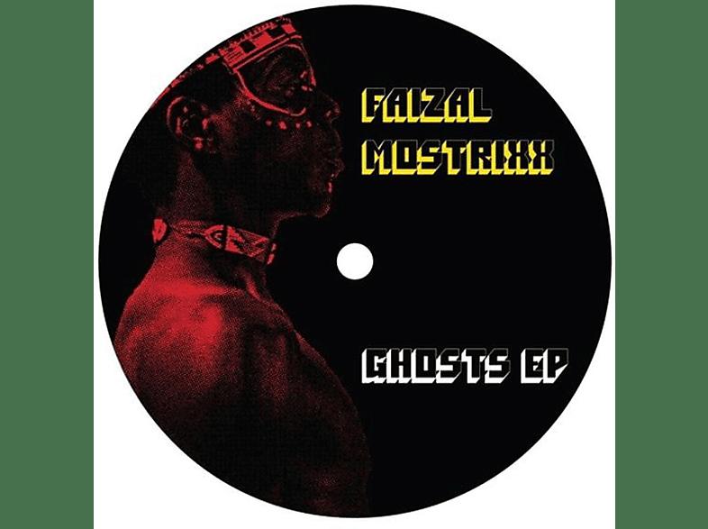 Faizal Nostrixx - Ghosts EP [Vinyl]