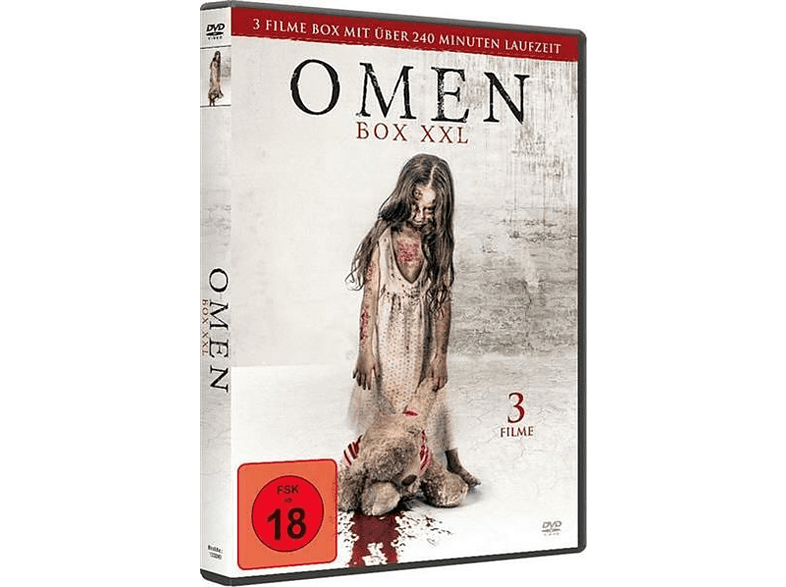 Omen Box XXL [DVD]