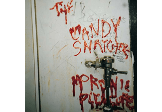 The Candy Snatchers - Moronic Pleasures (LP+MP3)  - (LP + Download)