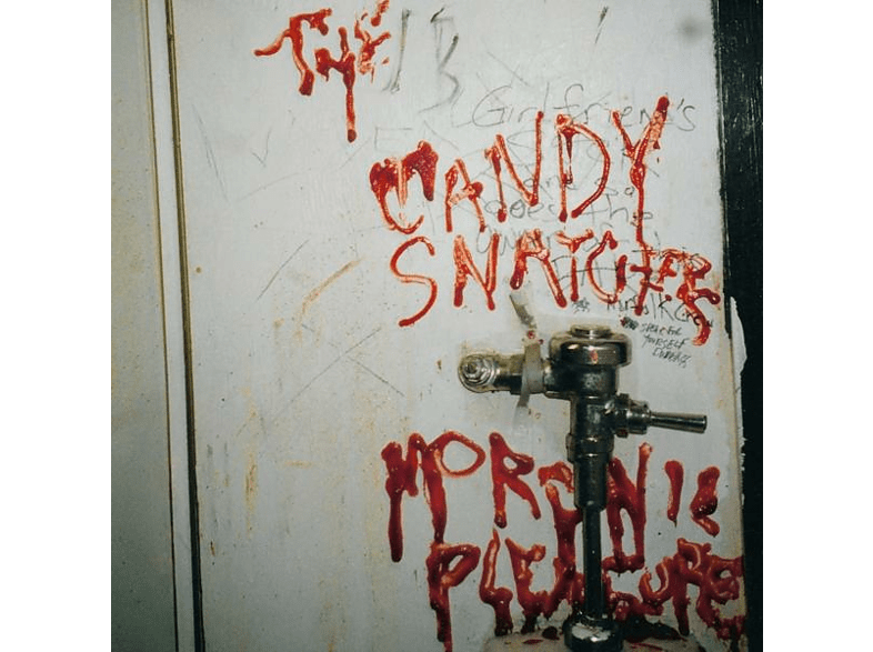 The Candy Snatchers - Moronic Pleasures (LP+MP3) [LP + Download]