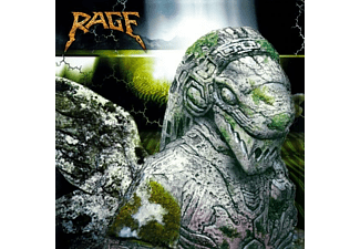 Rage - End Of All Days  - (CD)