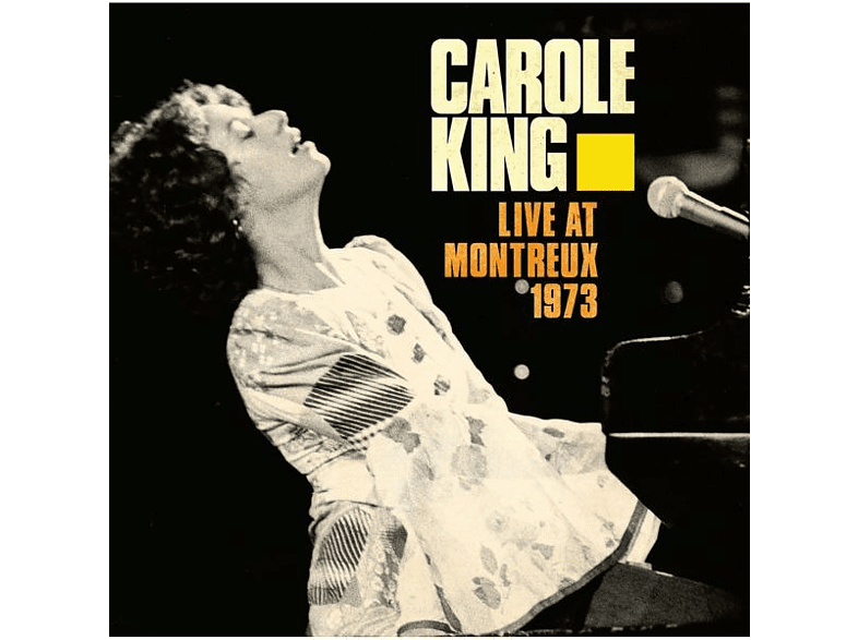 Carole King - Live At Montreux 1973 [CD]