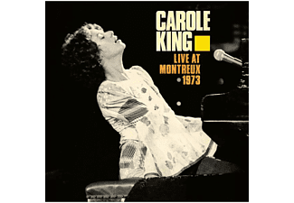 Carole King - Live At Montreux 1973 (Vinyl)  - (Vinyl)