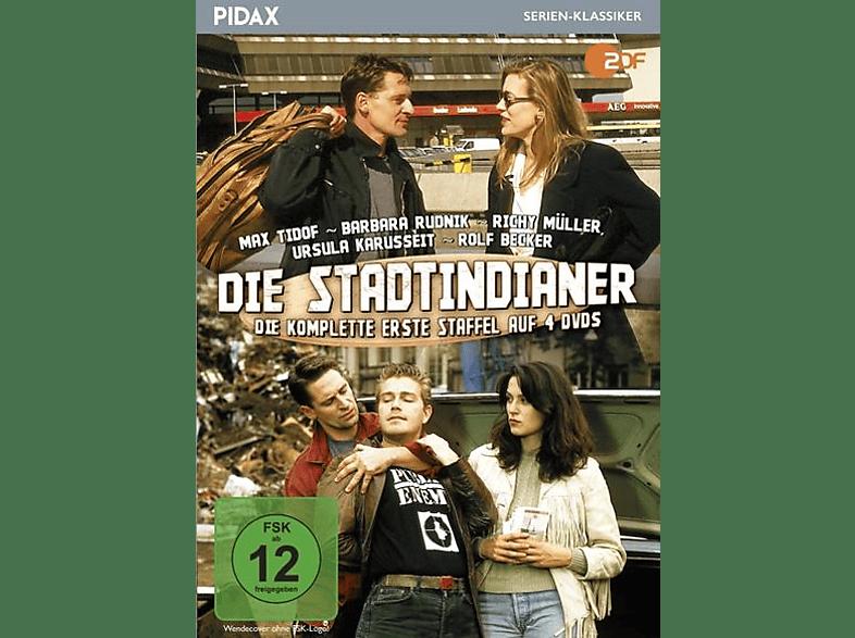 Die Stadtindianer-Staffel 1 [DVD]