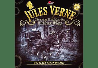 Jules-die Neuen Abenteuer Des Phileas Fo Verne - Wettlauf mit der Zeit  Folge 20  - (CD)
