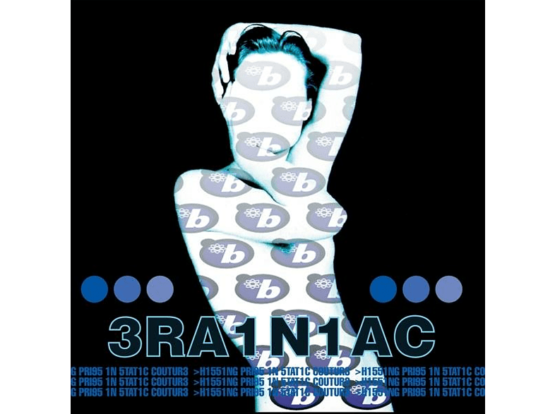 Brainiac - Hissing Prigs In Static Couture (Clear Blue Swirl [Vinyl]