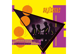 Buzzcocks - A Different Kind Of Tension  - (CD)