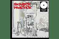 "Dj T-kut - Scratch Practice 12"" White Vinyl [Vinyl]"