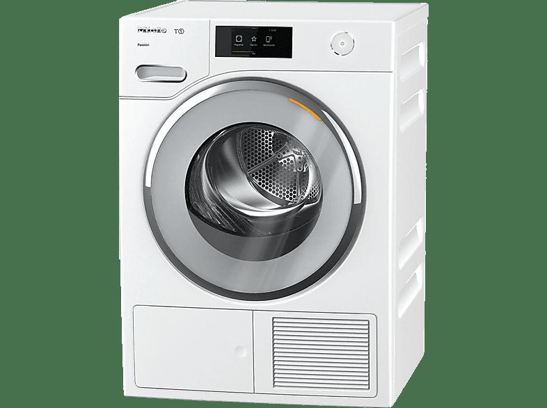 MIELE TWV680 WP D LW PASSION Kondensationstrockner mit Wärmepumpentechnologie (9 kg, A+++)