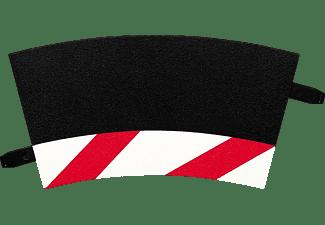 CARRERA (TOYS) Innenrandstreifen für Kurve 2/30° (6), Endstücke (2) Carrera Zubehör, Mehrfarbig