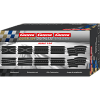 CARRERA (TOYS) Ausbauset 3 Carrera Zubehör, Mehrfarbig