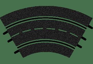 CARRERA (TOYS) Kurven 1/60° (3) Carrera Zubehör, Mehrfarbig