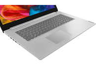 LENOVO IdeaPad L340, Notebook mit 17.3 Zoll Display, Ryzen™ 5 Prozessor, 8 GB RAM, 1 TB HDD, 128 GB SSD, Radeon™ Vega 8, Platinum Grey