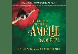 Original Cast / Various - Die Fabelhafte Welt Der Amélie-Das Musical  - (CD)