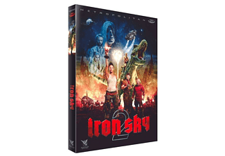 Iron Sky - The Coming Race DVD