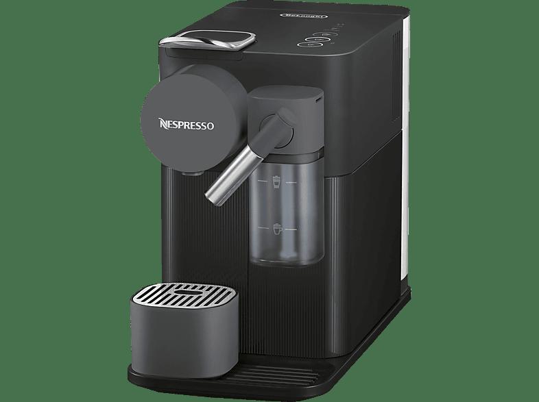 DELONGHI Nespresso Lattissima One EN500.B Kaffeekapselmaschine, Basic Black