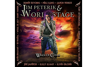 Jim Peterik And World Stage - Winds Of Change (CD)