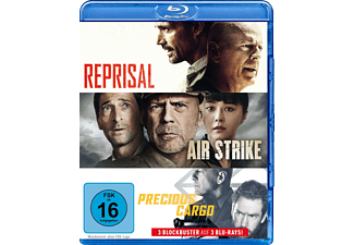 Bruce Willis Triple Feature - (Blu-ray)