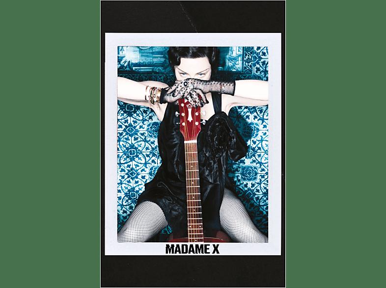 Madonna - Madame (Deluxe Kassette) [MC (analog)]