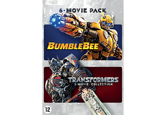 Transformers: 5-movie collection + Transformers: Bumblebee - DVD