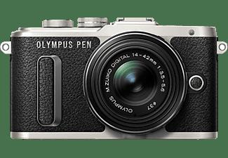 OLYMPUS PEN E-PL8 schwarz mit Objektiv M.Zuiko digital 14-42mm II R (V205082BE000) - Ausstellungsstück