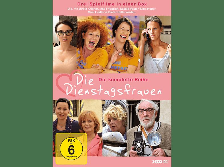Die Dienstagsfrauen - Die komplette Reihe [DVD]