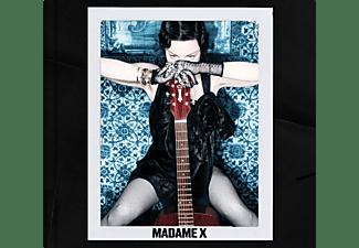 Madonna - Madame X (2 CD Deluxe Hardcover mit 32 Seiten)  - (CD)