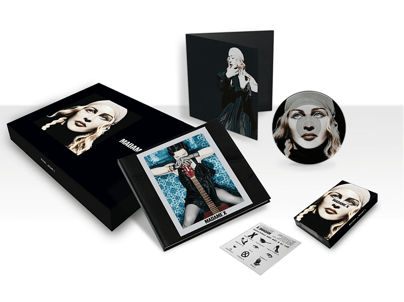 Madonna - Madame X (Deluxe Boxset) [CD]