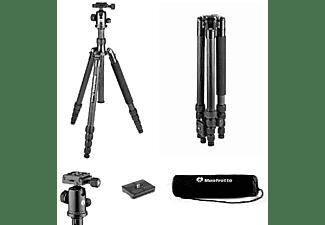 Trípode - Manfrotto Element Traveller Big, Aluminio, Hasta 8 kg, Carbón