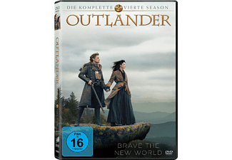 Outlander: Staffel 4 [DVD]