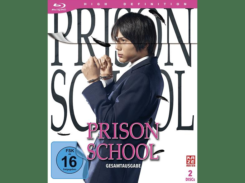 Prison School - Live Action - Gesamtausgabe [Blu-ray]