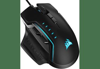 CORSAIR Glaive RGB Pro Gaming Maus, Aluminium