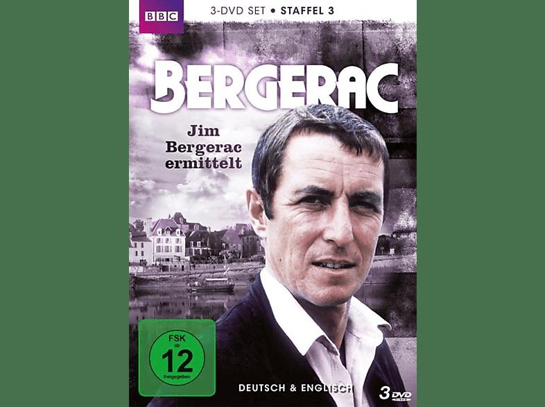 Bergerac - Staffel 3 (ReRelease) [DVD]