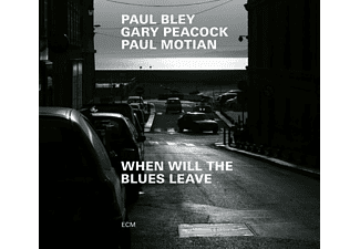 Bley, Paul / Peacock, Gary / Motian, Paul - When Will The Blues Leave  - (CD)