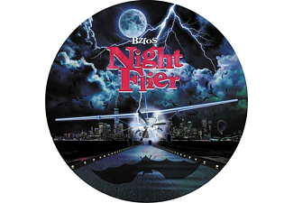 """Bloodsucking Zombies From Outer Space - Night Flier/Rainy Season (Lim.Ed.Pic.10"""")  - (Vinyl)"""
