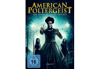 American Poltergeist: The Curse of Lilith Ratchet DVD