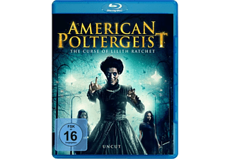 American Poltergeist: The Curse of Lilith Ratchet Blu-ray