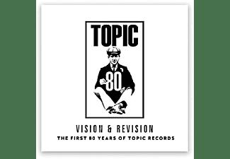 VARIOUS - Vision & Revision  - (CD)