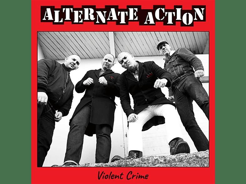 Alternate Action - Violent Crime [CD]