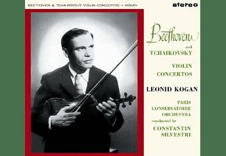 Leonid Kogan, Orchestre De La Societe Des Conservatoire Paris - Violin Concerto In D-Minor  - (CD)