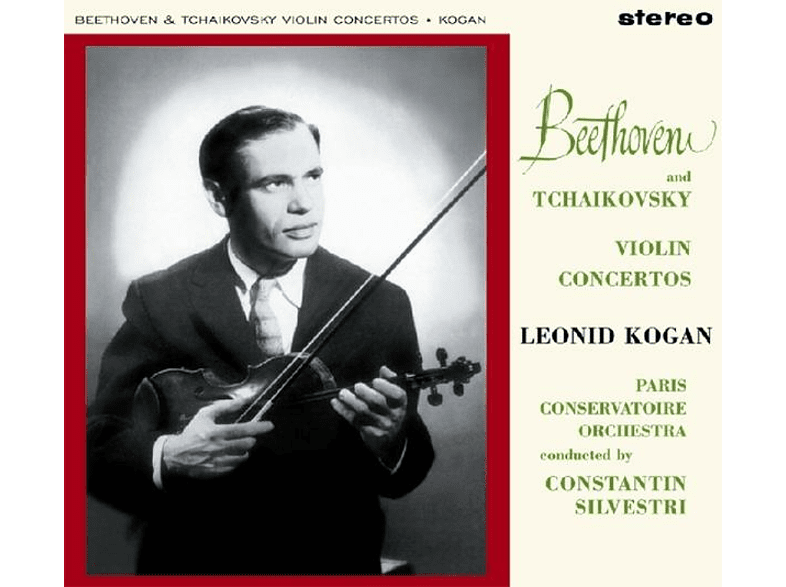 Leonid Kogan, Orchestre De La Societe Des Conservatoire Paris - Violin Concerto In D-Minor [CD]