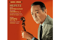 Jascha Heifetz, Malcolm Sargent, New Symphony Orchestra Of London, Chicago Symphony Orchestra - Jascha Heifetz [CD]