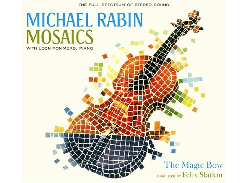 Michael Rabin, Hollywood Bowl Orchestra, Leon Pommers - Mosaics [CD]