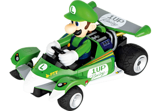 CARRERA RC 2.4 GHz Mario Kart(TM) Circuit Special, Luigi RC Fahrzeug, Mehrfarbig