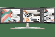 LG 49WL95C-W Curved UltraWide™ 49 Zoll QHD Monitor (5 ms Reaktionszeit, 60 Hz)