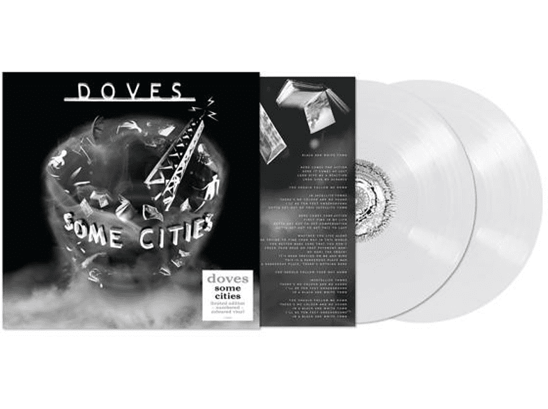 Doves - Some Cities (Ltd.2LP) [Vinyl]