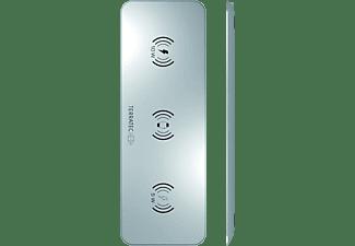 TERRATEC ChargeAir All Induktive Ladestation Universal, Silber