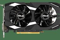 ASUS GeForce® GTX 1650 Dual OC 4GB (90YV0CV2-M0NA00) (NVIDIA, Grafikkarte)