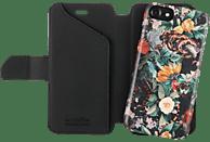 HOLDIT Wallet , Bookcover, Apple, iPhone 6, iPhone 7, iPhone 8, Kunstleder, Mehrfarbig